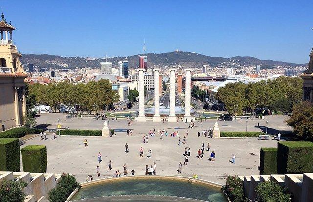 O que fazer em Montjuic em Barcelona