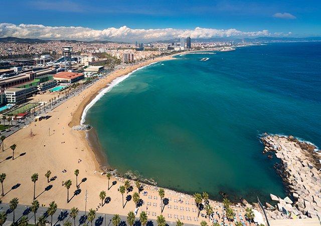 Clima e Temperatura em Barcelona e na Espanha