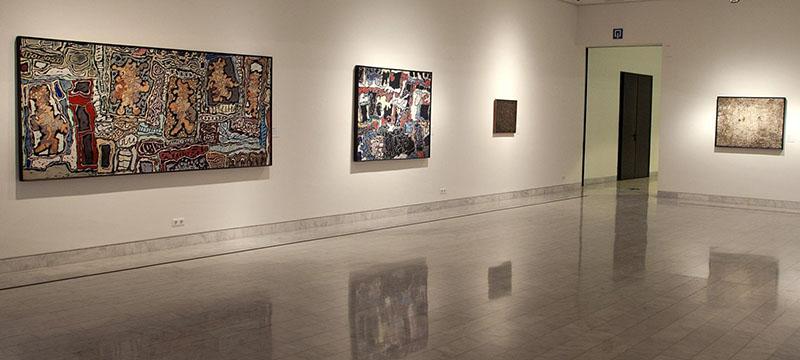 Sala do Museu Picasso de Barcelona