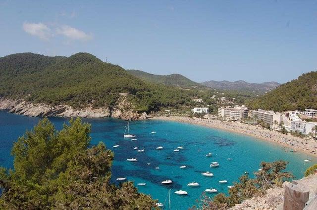 Calasanvicente em Ibiza