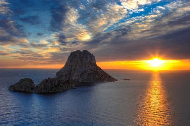 Es Vedra em Ibiza