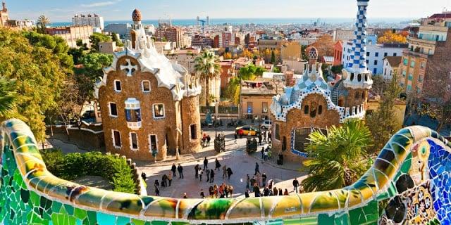 Limite e quantidade de produtos para trazer de Barcelona e Espanha