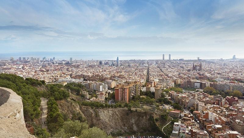 Pacote Hurb para Barcelona + Amsterdã por R$ 6.690