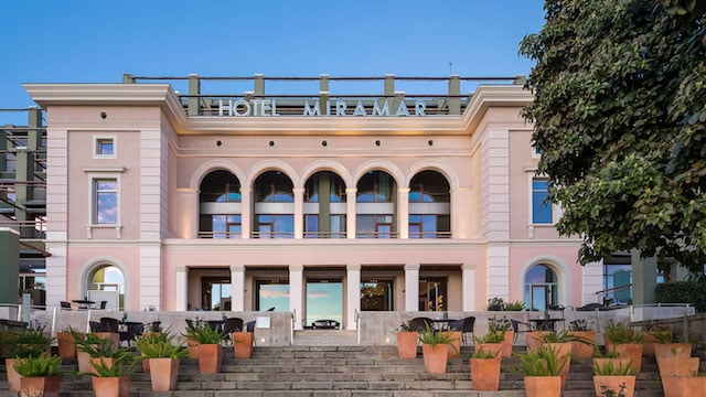 Hotéis no bairro Montjuic em Barcelona