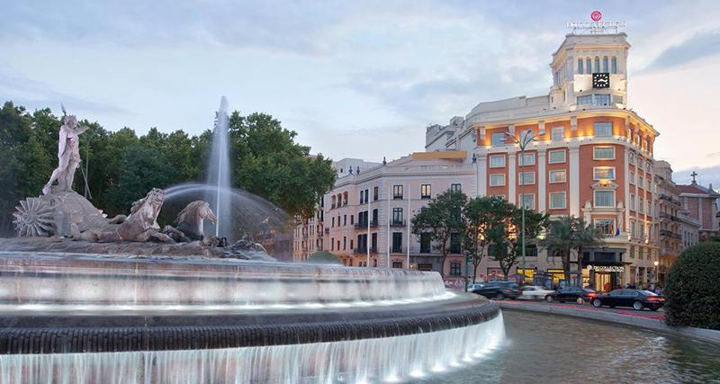 Como viajar muito barato a Madri