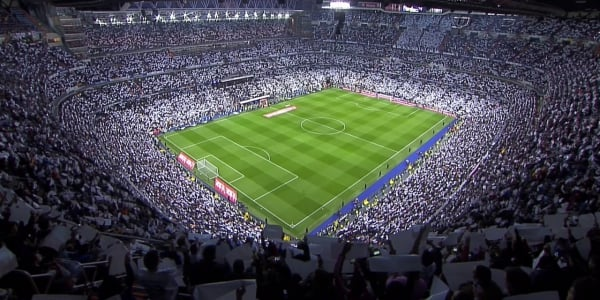 Estádio do Real Madrid