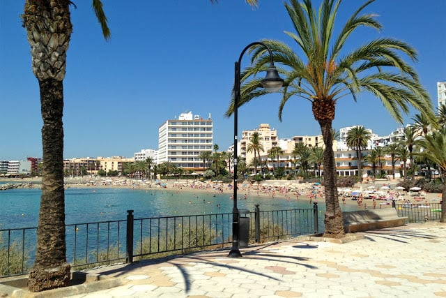 Figueretas em Ibiza