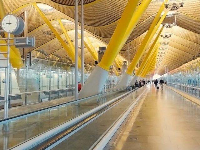 Aeroporto de Madri