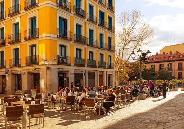 Clima e temperaturas em Madri
