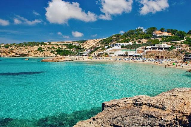 Pontos turísticos em Ibiza