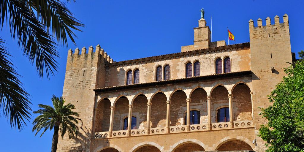 Pontos turísticos em Maiorca
