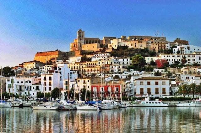Roteiro de três dias em Ibiza