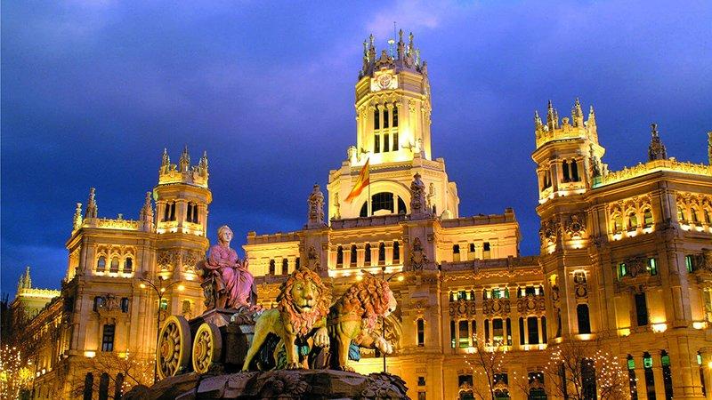 Meses de alta e baixa temporada em Madri