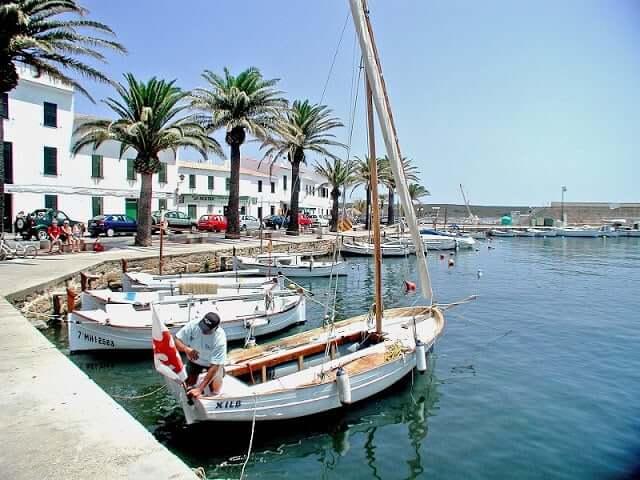 Pontos Turísticos de Menorca