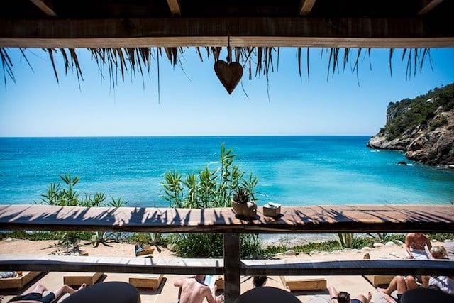 Lua de mel em Ibiza