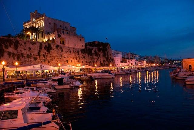 Melhores baladas em Menorca