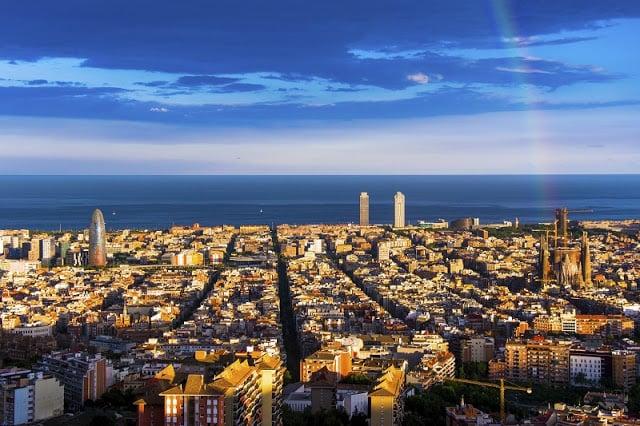 Roteiro de sete dias em Barcelona