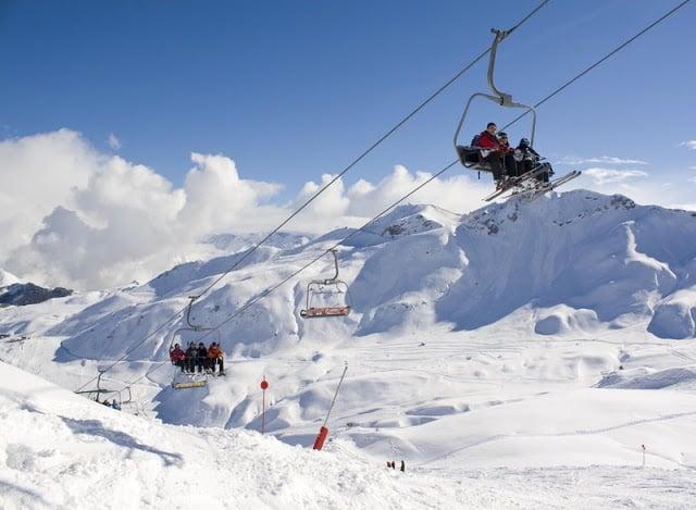 Quando e onde esquiar na Espanha