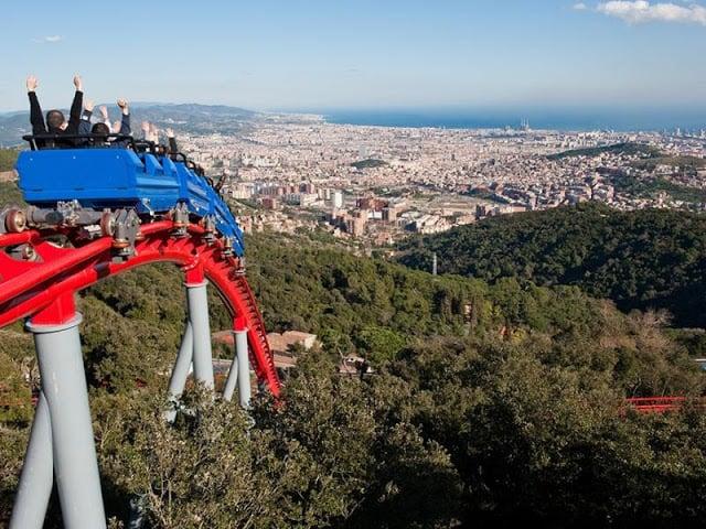 10 Melhores Vistas da Cidade em Barcelona