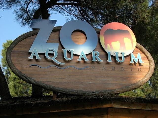 Zoo Aquarium de Madri