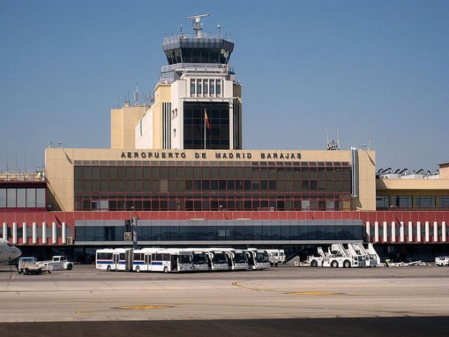 Aluguel de Carro no Aeroporto de Madri