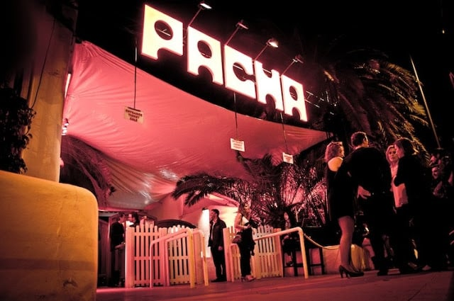 Balada Pacha em Ibiza