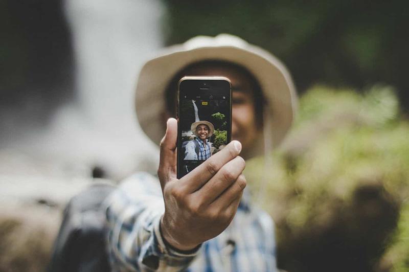 Uso do celular na Europa