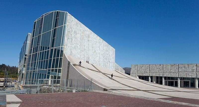 Cidade da Cultura da Galiza