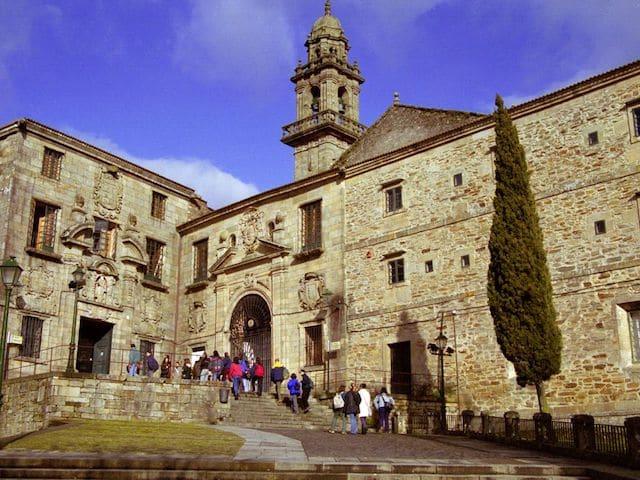 Museudo Povo Galego em Santiago de Compostela