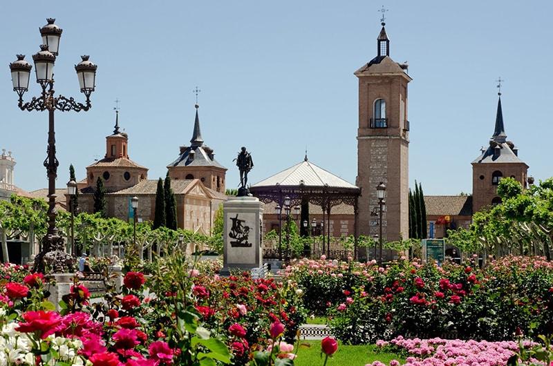 Alcal de Henares em Santiago de Compostela