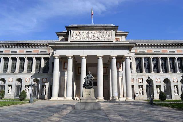 Ingressos para o Museu do Prado em Madri