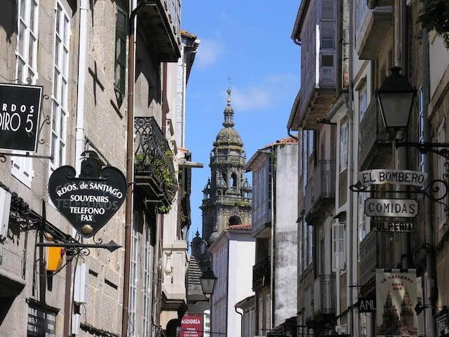 Onde ficar em Santiago de Compostela
