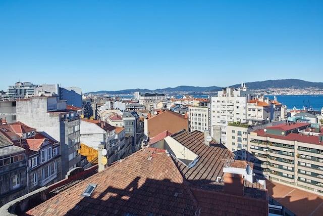 Pontos Turísticos em Vigo