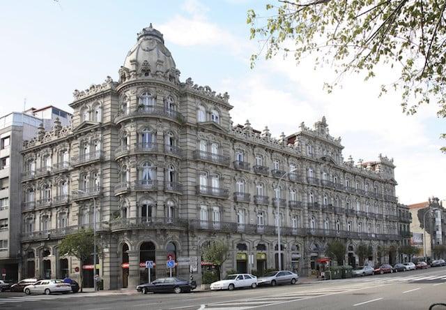 Onde ficar em Vigo