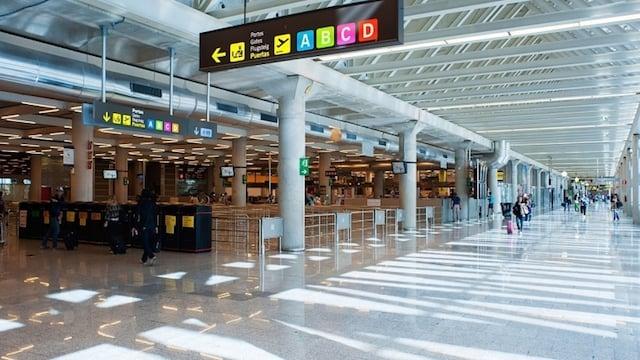 Como ir do aeroporto de Maiorca até o centro turístico