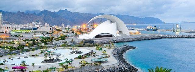 Como ir dos aeroportos de Tenerife até o centro turístico