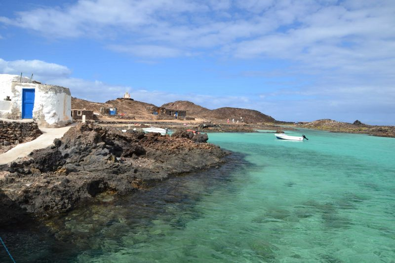 Isla de Lobos em Fuerteventura