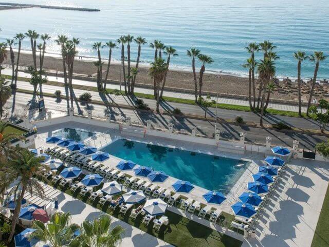 Melhores hotéis em Málaga