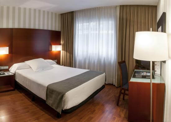 Hotéis bons e baratos em Málaga
