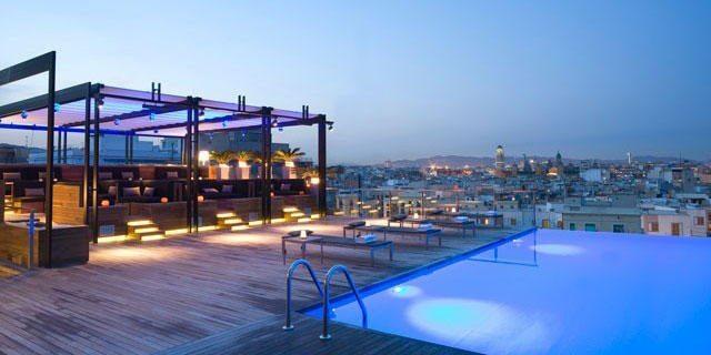Melhores hotéis em Barcelona