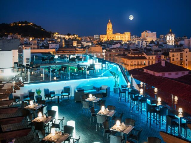 Hotéis de luxo em Málaga