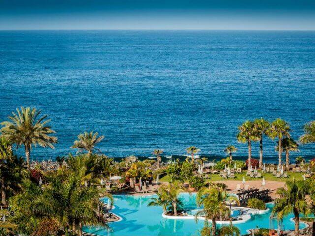 Melhores hotéis em Tenerife