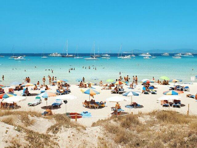 Clima e temperaturas em Formentera