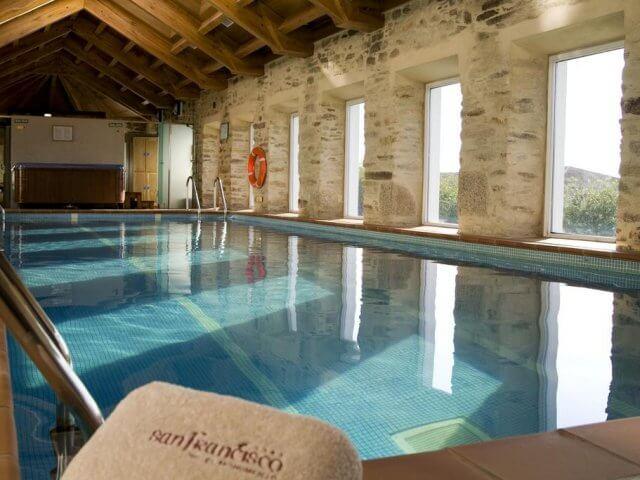 Melhores hotéis em Santiago de Compostela