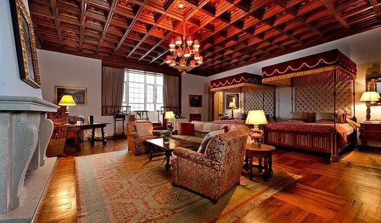 Hotéis de luxo em Santiago de Compostela