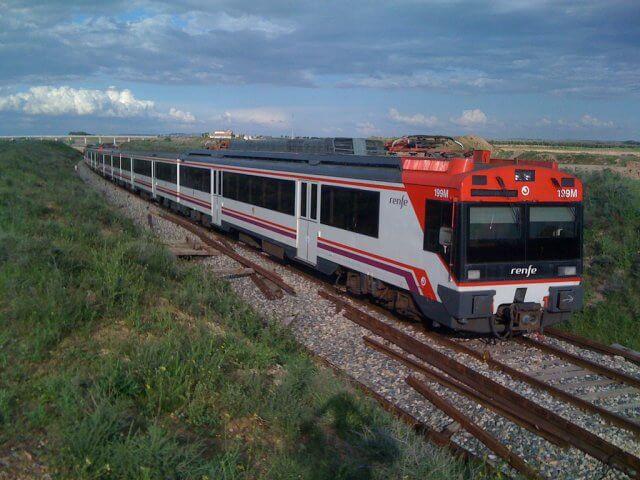 Viagem de trem de Madri a Segovia