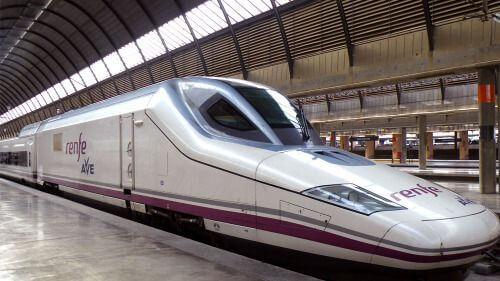 Viagem de trem de Madri a Toledo