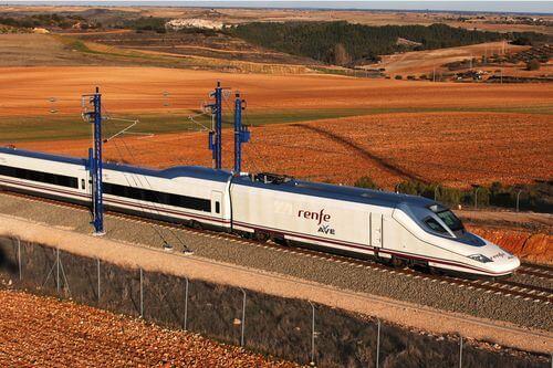 Viagens de trem em Valência