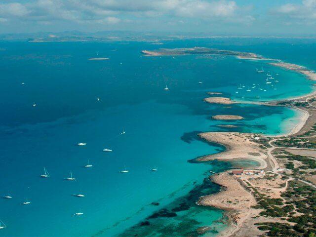 Roteiro de dois dias em Formentera