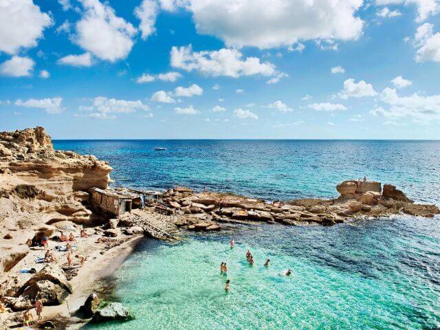 Roteiro de um dia em Formentera